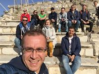 Culture tour to Ephesus, Virgin Mary House, Şirince Village - 2nd Day – 14th Nov 2018